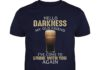 GUINNESS HELLO DARKNESS FRIEND DRINK WITH YOU AGAIN SHIRT
