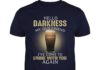 Guinness hello darkness my old friend drink with you again shirt