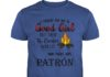 I tried to be a good girl Patron shirt