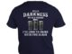 Irish Guiness hello darkness my old friend I've come to drink with you again shirt
