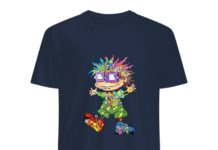 Rugrats Chuckie 1990s Cartoons shirt
