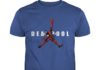Air Deadpool Basketball shirt