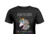 Auticorn Like a Normal Aunt Only More Awesome shirt