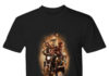 Autographed The Walking Dead Daryl Dixon shirt