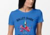 Ballet Shark Ten du du du shirt