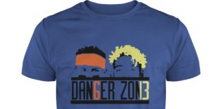 Danger Zone DAN6GER ZON13 Baker Mayfield Odell Beckham Jr shirt