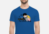 FREDDIE MERCURY PLAYING PIANO PEANUTS SHIRT