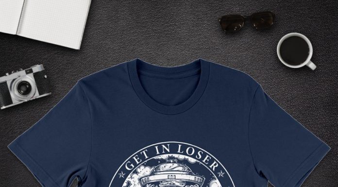Get in Loser We're Doing Butt Stuff shirt