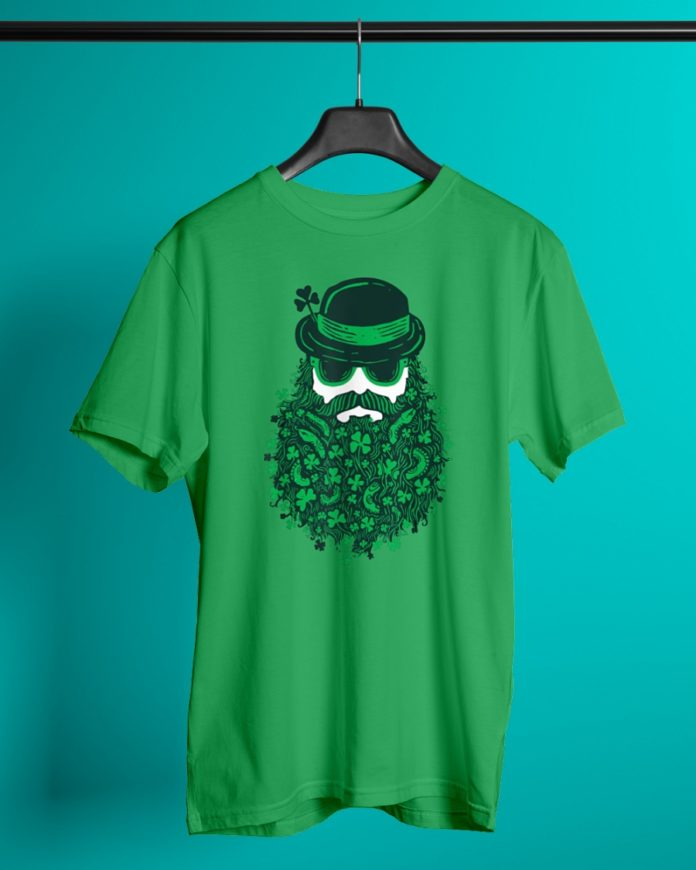 Moustache Leprechauns St. Patrick's Day shirt