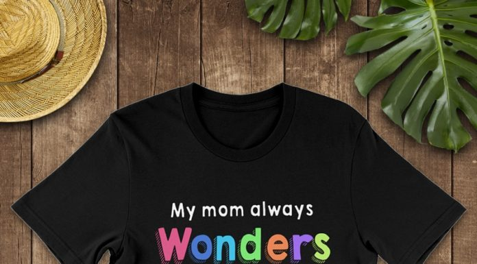 My Mom Always Wonders Where I Get My Attitude From You Homegirl I Get It From You shirt