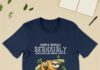 Sloth People Should Seriously Stop Expecting Normal From Me We All Know It's Never Going To Happen shirt