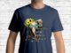 Sunflower Autism Elephant in a World Where You Can Be Anything Be Kind shirt