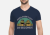 Teenage Mutant Ninja Turtles Pizza Dude's Got 30 Seconds shirt
