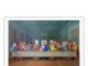The Last Supper at Dunder Mifflin poster