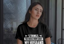 5 Things You Should Know About My Husband He is a Freaking Awesome Husband shirt5 Things You Should Know About My Husband He is a Freaking Awesome Husband shirt