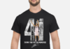 Dirk Nowitzki Thank You for The Memories Signature shirt