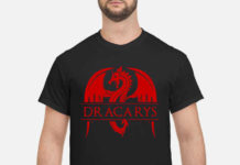 Dracarys Game Of Thrones Dragon shirt