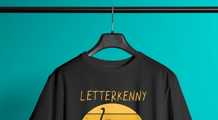 Letterkenny Allegedly shirt