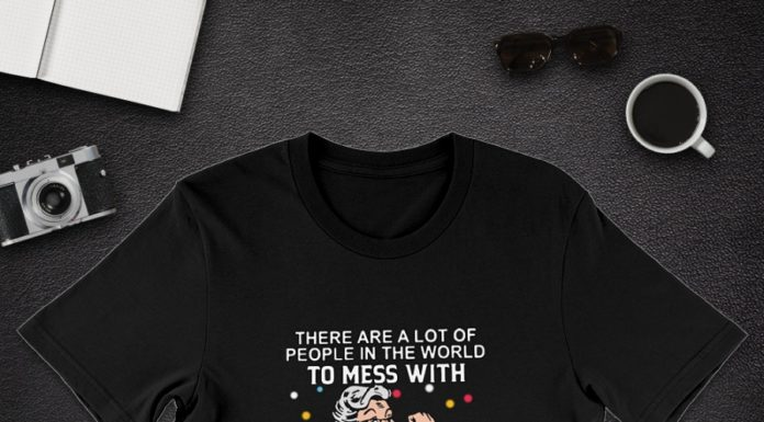 There Are A Lot Of People In The World To Mess With My Grandson Is The One Person You May Wanna Skip shirt