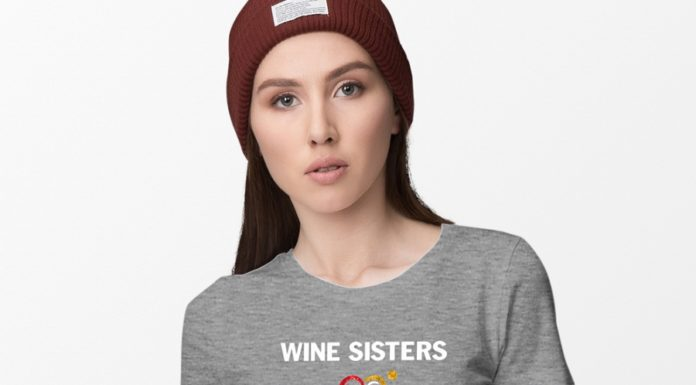 Wine Sisters Forever shirt