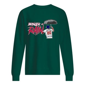 Bringer of rain josh donaldson atlanta braves shirt