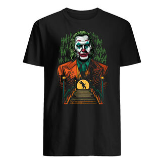 DC comics the joker reborn shirt