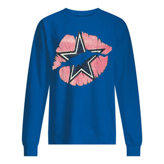 Dallas cowboys kiss shirt