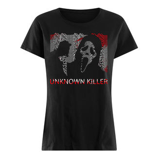 Ghostface unknown killer joy division shirt