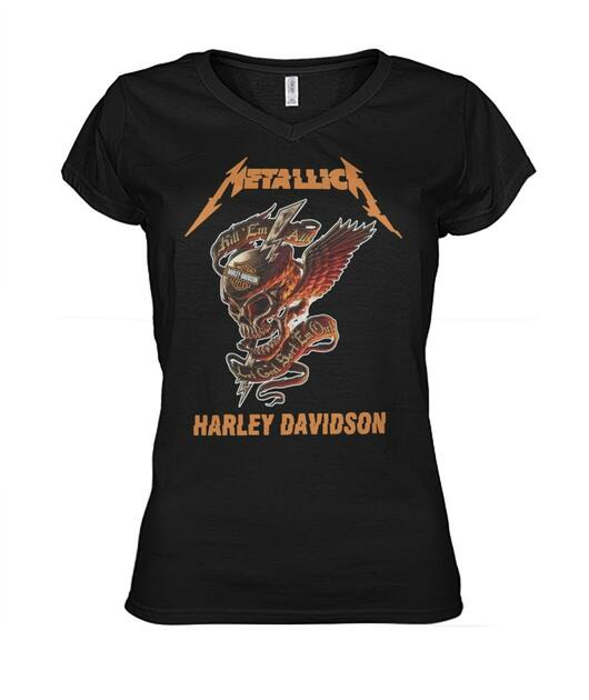 Metallica harley davidson kill em all
