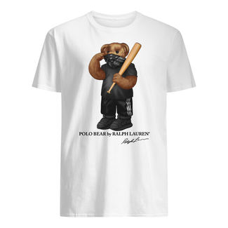 Polo bear ralph lauren shirt