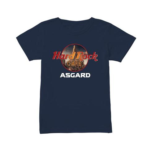 Thor asgard hard rock cafe asgard shirt