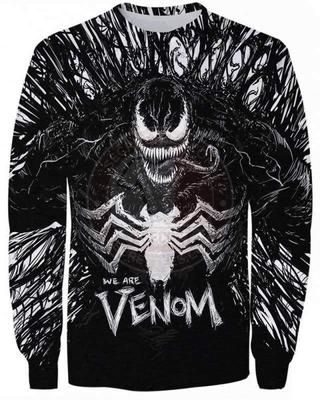 Marvel we are venom 3d hoodie