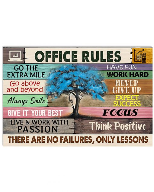 Accountant-Office-Rules-Poster-510x638