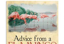 Advice-from-a-flamingo-poster