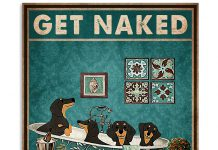 Dachshund-Get-Naked-Unless-You-Are-Just-Visiting-Dont-Make-It-Weird-Poster