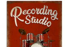 Drummer-Recording-Studio-Highest-Quality-Music-Is-What-Feelings-Sound-Like-Poster-510x638