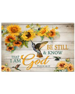 Hummingbird-Be-still-and-know-that-I-am-God-Poster