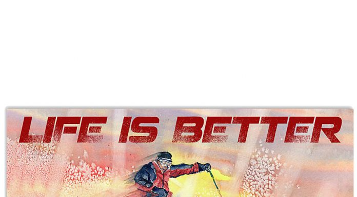 Life-is-better-on-the-slopes-poster