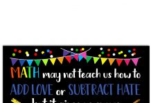 Math-may-not-teach-us-how-to-add-love-or-subtract-hate-poster