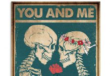 Skeleton-You-And-Me-We-Got-This-Poster