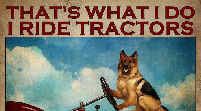 Thats-what-I-do-I-ride-tractors-I-pet-dogs-and-I-know-things-poster-scaled
