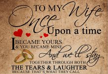 To-my-wife-once-upon-a-time-I-became-yours-and-you-became-mine-poster-scaled