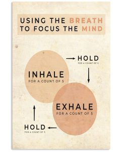 Using-The-Breath-To-Focus-The-Mind-Poster