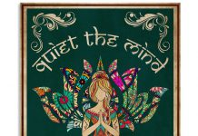 Yoga-Quiet-The-Mind-And-The-Soul-Will-Speak-Poster