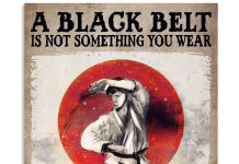 A-black-belt-is-not-something-you-wear-Its-something-you-become-poster