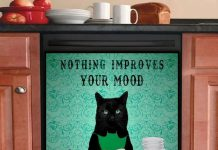 Black-Cat-Nothing-improves-your-mood-like-a-homemaker-dishwasher-cover