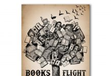 Books give a soul to the Universe wings to the mind poster