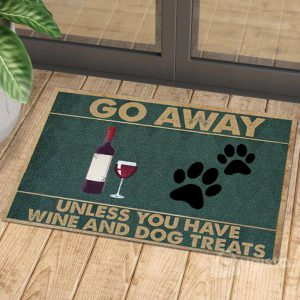 Go-Away-Unless-You-Have-Wine-And-Dog-Treats-Doormat