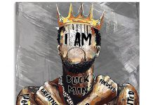 I-Am-Black-Man-Ambitious-Leader-Poster