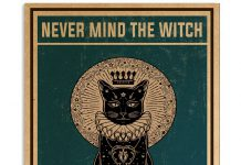 Never-mind-the-witch-beware-of-the-cat-poster
